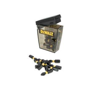 Set punte di torsione da 25 Pz Torsion PZ2 in tic tac 70556T DeWalt