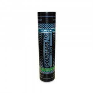 Guaina in poliestirene flessibilità -5°C spessore 4mm Ecogum Polyglass