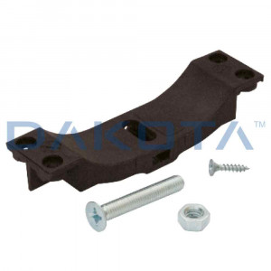 Fissaggio per canaletta Taurus con Block System POZ95-1307B Dakota