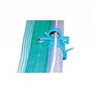 Fissaggio ponteggio con gancio per rete e stuoia Art. 53378 Venus FT