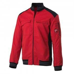 Giacca sfoderata rosso/nero 60DUC1 Inn Sprint Ducati Workwear