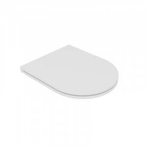 Coprivaso Like slim bianco lucido LKCOPRSLTICR000 Gsg Ceramiche