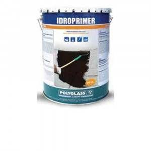 Primer bituminoso base acqua 20Lt Idroprimer Polyglass