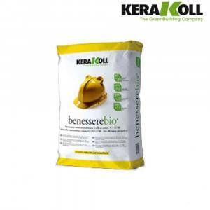 Biointonaco termo-deumidificante per bioedilizia 18Kg BenessereBio Kerakoll