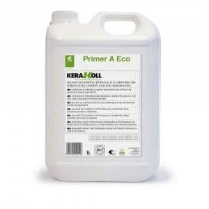 Isolante all'acqua per base assorbente asciutta 5Kg Primer A Eco Kerakoll