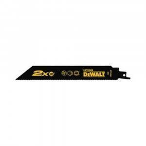 Lama Bi-Metal per sega orizzontale 203x1,4-1,8mm 5pz DT2408 Dewalt
