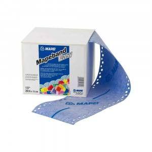 Mapeband Easy Mapei nastro in gomma per raccordi elastici da 1 mt