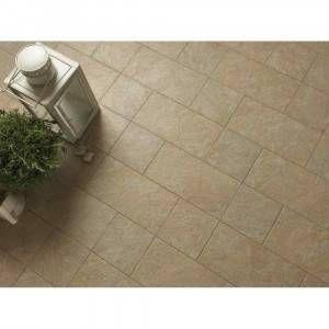Pavimento grès porcellanato beige 20x20 1^ Tono V52D9 conf.1.52mq Marna Abitare la Ceramica