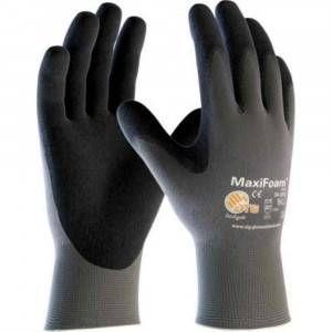 Guanto da lavoro in schiuma di nitrile e nylon 34-900 Maxifoam ATG