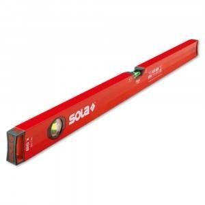 Livella alluminio 2 bolle BigX Sola