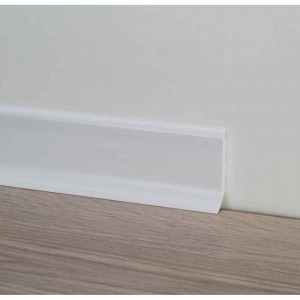 Battiscopa in PVC co-estruso 250 cm 8598 Pvc Line Profilpas