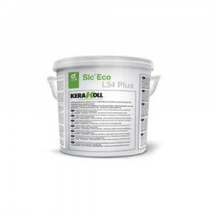 Adesivo per la posa di parquet 10Kg Slc Eco L34 Plus Art.04805 Kerakoll