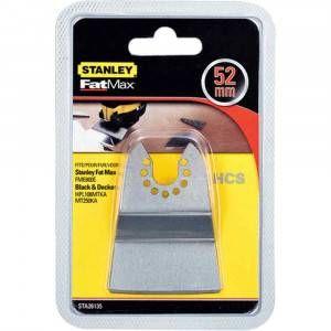 Raschietto rigido per utensile multifunzione oscillante 52x26mm HCS 26-135 Stanley