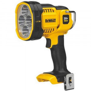 Torcia LED 18V XR litio 1000 lumen 400 mt DCL043 DeWalt