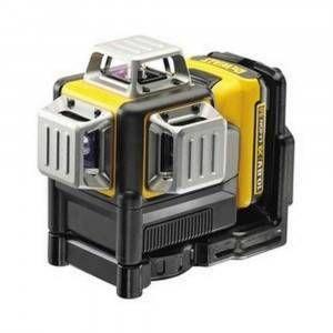 Tracciatore laser autolivellante con 2 linee a croce DCE089D1R DeWalt