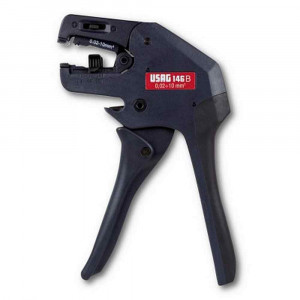 Pinza spellafli automatica piegata a 90° 110 mm 146B Art.U01460004 Usag