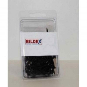 Vite autofilettante fosfata nera 3.5x19 100pz NF58001 Bildex