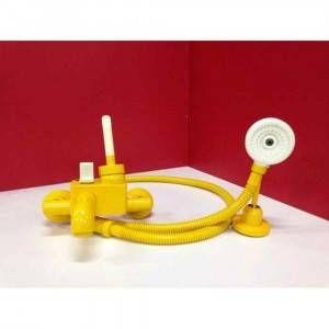 Miscelatore per vasca con doccia doppio uso Art.3267 Box Stella