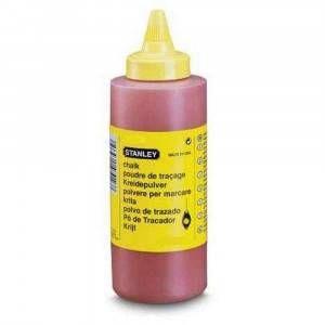 Polvere rossa per tracciatore 225gr 1-47-804 Stanley