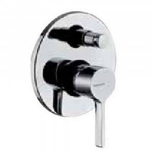 Miscelatore da incasso per doccia con deviatore 66010 Bit Frattini