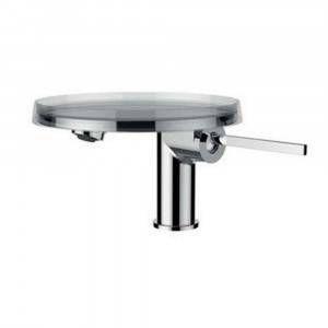 Miscelatore cromato per lavabo 3.1133.1.004.110.1 Kartell by Laufen