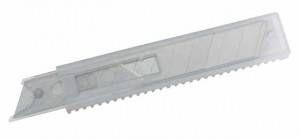 Lama di ricambio per cutter 18mm conf.10pz  11-301 Stanley