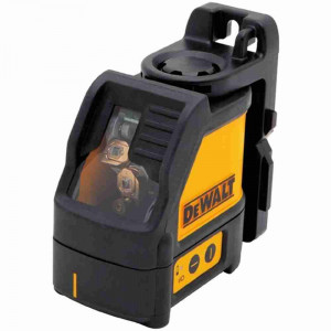 Tracciatore laser 2 linee 50mt DW088K DeWalt