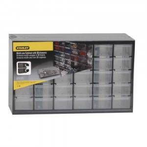 Stanley 1-93-980 Cassettiera a 30 cassetti porta minuteria