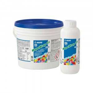 Mapewrap 21 Mapei resina epossidica bicomponente 5 Kg