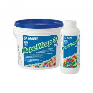 Mapewrap 31 Mapei adesivo epossidico bicomponente 5 Kg