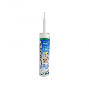 Mapeflex AC-P Mapei sigillante bianco verniciabile per giunti di dilatazione 310ml