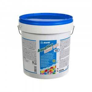 Aquaflex Roof HR Mapei membrana liquida fibrata 20 Kg