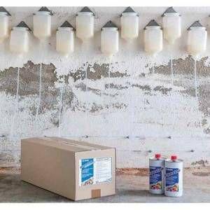 Mapestop Mapei Kit Diffusion per barriere chimiche contro umidità di risalita