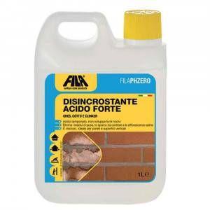 PHzero Fila Disincrostante acido forte