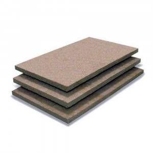 Pannelli in Lana di Roccia densità 40 spessore 4cm Fibrangeo Fibran