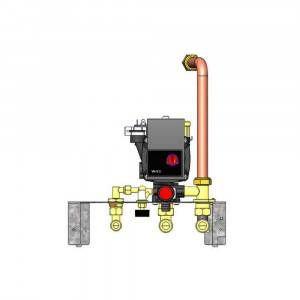 Kit idraulico R S/ACS per Laguna2 P 1015630 Edilkamin