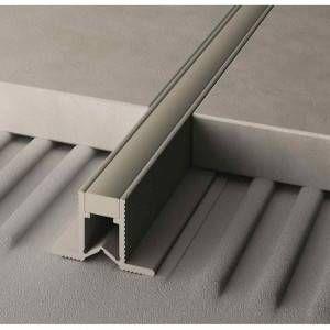 Giunto di dilatazione grigio pietra 270 cm NE Projoint DIL Profilpas