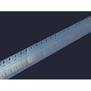 Profilo di partenza in alluminio con gocciolatoio Edinet