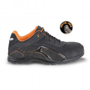 Scarpe in crosta nabukata idrorepellente Art. 7349RP S3 HRO SRC Sneaker Pro Beta