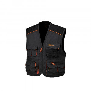 Gilet multitasche leggero da lavoro 180gr 7867E Easy Light Beta