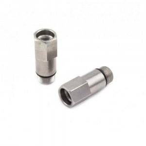 Adattatore per flessibile per miscelatore M12xF10 Art.G036121 Albertoni