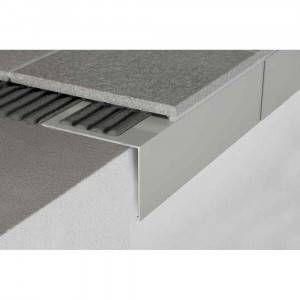 Profilo per balconi e terrazzi bianco puro 87010 Art. CPAV/42 Protec Profilpas