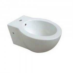 Bidet sospeso bianco EASBSE Easy Bath Cielo Ceramica