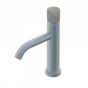 Miscelatore senza leva per lavabo Art. E0BA0123CICM Diametro35 Concrete Ritmonio