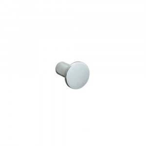 Porta accappatoio tondo cromo Basic Colombo Design