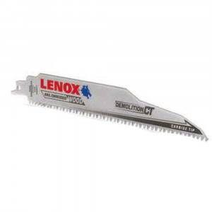 Lama per sega universale taglio legno 229x25x1.3 Demolition CT Lenox