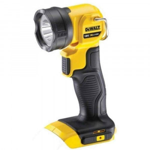 Torcia LED 18V XR litio 110 lumen DCL040 DeWalt