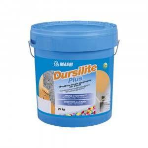 Dursilite Plus Mapei idropittura murale colorata igienizzante per interni