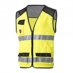 Gilet alta visibilità giallo/nero 61DUC1 Inn Box Ducati Workwear