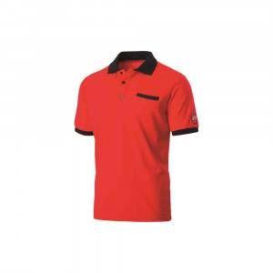 Polo manica corta INN-INDIANAPOLIS colore Rosso 22DUC2 Ducati Workwear